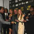 "Lee Daniels & Producers, Cast of ""Precious"" including Mariah Car — Stock Photo #13040371"