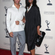 Bryton James & Tonya Lee Williams — Stock Photo