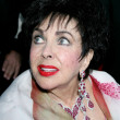 Elizabeth Taylor - Stock Photo