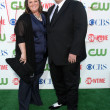 Melissa McCarthy & Billy Gardell — Stock Photo