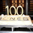 Постер, плакат: Bones 100th Episode Cake