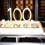������, ������: Bones 100th Episode Cake