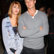 Yvonne Zima and Wilson Bethel — Stock Photo #13044560