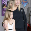 Постер, плакат: Heather Locklear and her daughter