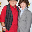 Royalty-Free Stock Photo: Rico Rodriguez, Nolan Gould