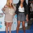 Sabrina Bryan and Kiely Williams — Stock Photo #13046968