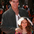 Ray Liotta & Daughter Karsen - Stock Photo