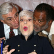 Jamie Farr, Carol Channing, & Ted Lange - Stock Photo