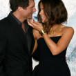Len Wisem& Kate Beckinsale — Stock Photo #13048996