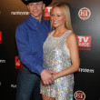 Ty Murray and Jewel - Stock Photo
