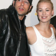 Zach Levi & Yvonne Strahovski — Stock Photo #13049995
