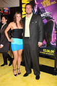 Missy Peregrym, Ben Roethlisberger — Stock Photo