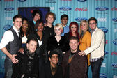 American Idol Top 13 — Stock Photo