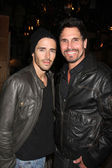 Brandon Beemer, Don Diamont — Foto Stock