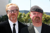 Jamie Hyneman and Adam Savage — Stock Photo