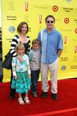 Albert Brooks & Family — Zdjęcie stockowe