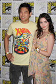 Ki Hong Lee, Grace Phipps — Stock Photo