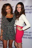 Savannah Jayde, Malese Jow — Stock Photo