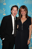 Bradford Anderson and Nancy Lee Grahn — Stock Photo