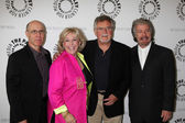 Barry Livingstone, Tina Cole, Tom Considine, Stanley Livingstone — Stock Photo