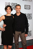 Cybele Chivian, Adam Pascal — Stock Photo