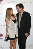 Tamara Braun and Darin Brooks — Stock Photo