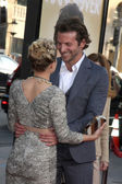 Kristen Bell & Bradley Cooper — Stock Photo