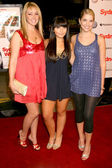 Jennifer Tisdale, Kierstin Koppel, and Ashley Benson Co Stars — Stock Photo
