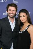 Kieren Hutchison & Nicole Tubiola — Stock Photo