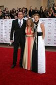 Robert Bogue, Hayden Panettiere , and Gina Tognoni — Stock Photo