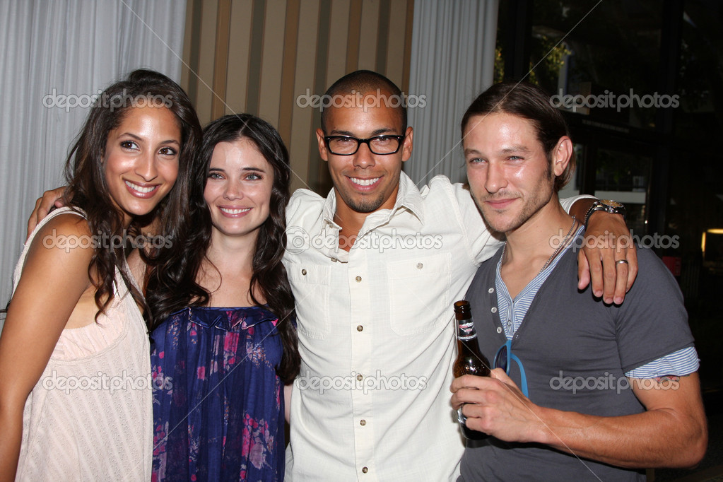 Christel khalil, tas de jesica, bryton james, michael ...