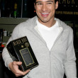 Mario Lopez — Stock Photo #13050335