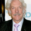 Stock Photo: Donald Sutherland