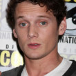 Anton Yelchin — Stock Photo