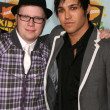 Patrick Stump & Pete Wentz — Stock Photo #13051445