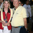 Stock Photo: Roy Disney & Wife