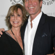 Jess Walton, Peter Bergman — Stock Photo