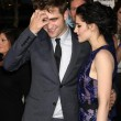 Stock Photo: Robert Pattinson, Kristen Stewart