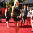 Jennie Finch — Stock Photo