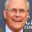 Donald Rumsfeld - Stock Photo