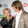 Stock Photo: PatriciArquette & Jake Weber