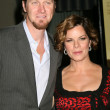 Постер, плакат: Marcia Gay Harden and Her husband