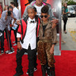 Jaden Smith, Trey Smith, Willow Smith - Stock Photo