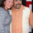 Luis Guzman & wife - Stock Photo