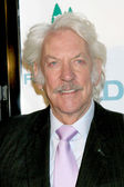 Donald Sutherland — Stock Photo
