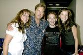 Wendy, Beau Bridges, Candice Bailey, Seth Green — Stock Photo