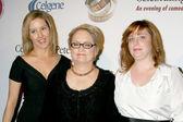 Lucy, Loraine, Amy Boyle — Stock Photo