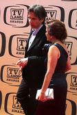 Ray Romano and Patrica Heaton — Stock Photo