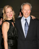 Alison Eastwood, Clint Eastwood — Stock Photo