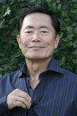 George Takei — Stock Photo